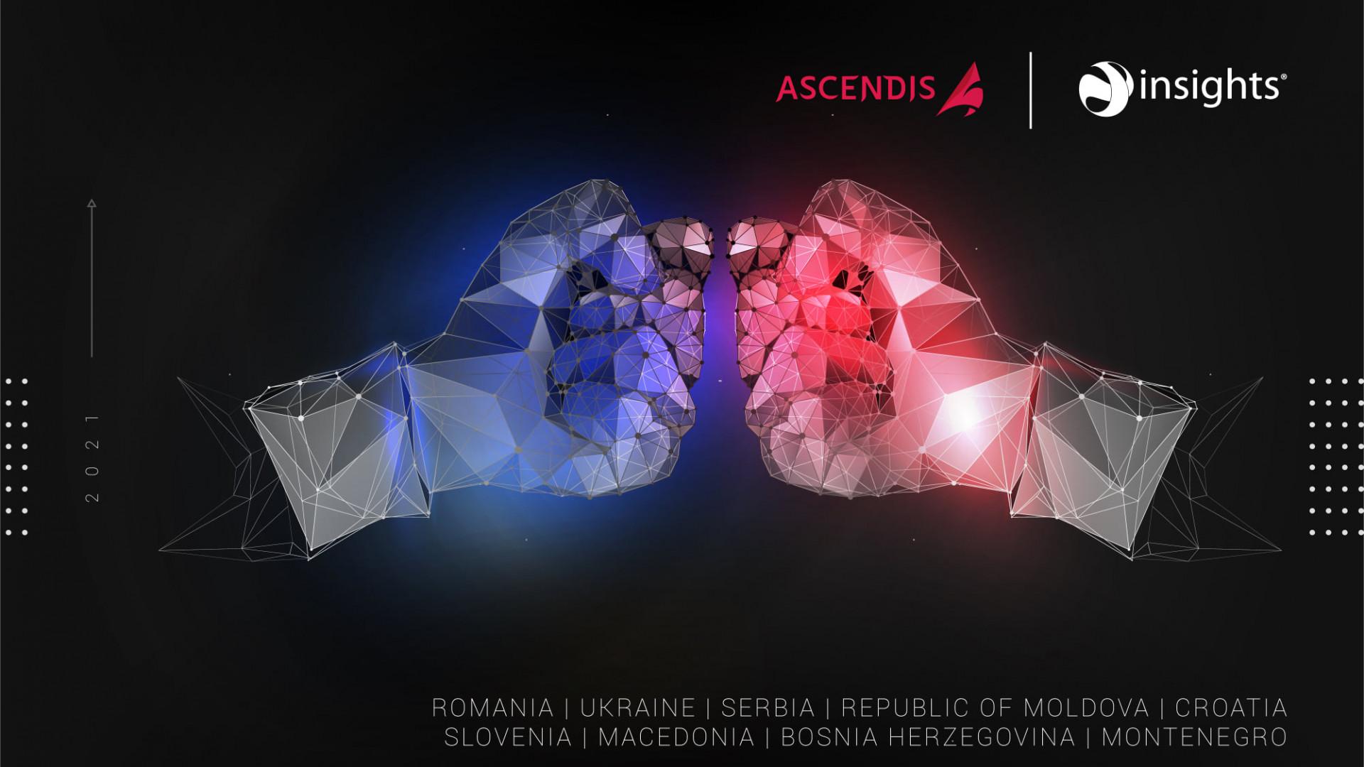 Ascendis și Insight – parteneriat pentru estul Europei